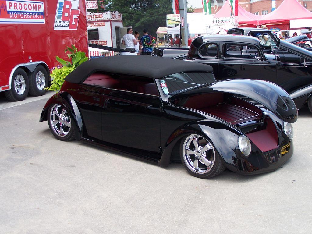 1965 VW Bug ...
