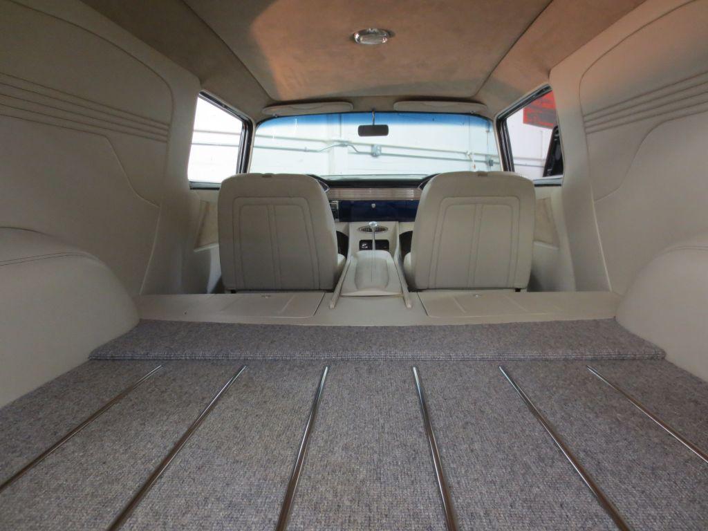 1956 Chevy Sedan Delivery Custom Interior