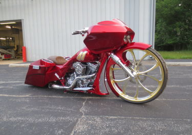 alligator motorcycle seat custom cycle seat harley davidson chicago Illinois indiana exotic skin design high end bagger big wheel bagger cycle seats by vos dave vos customs by vos cycle seats chopper